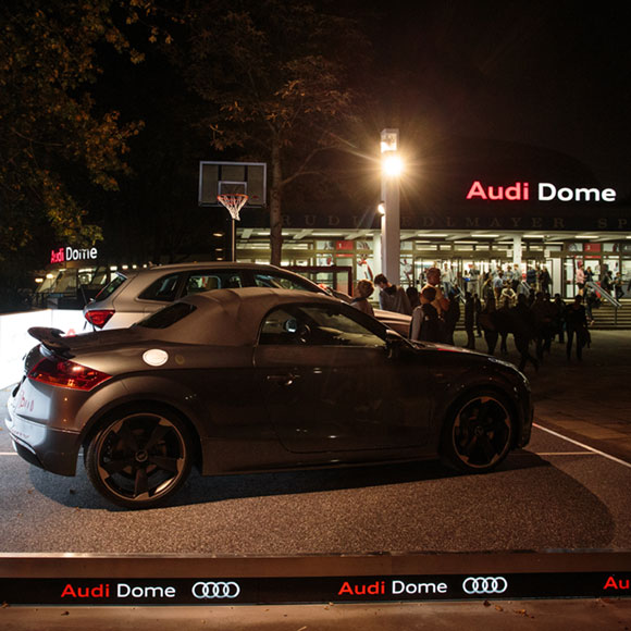 audi automotive impressionen